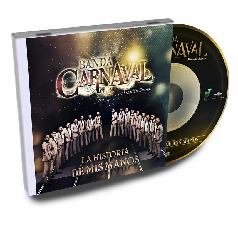 Banda Carnaval Discografía